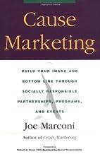 Cause Marketing by Joe Marconi