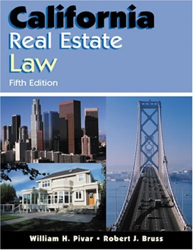 california-real-estate-law-5th-edition