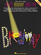 The Best Broadway Songs Ever (The Best Ever…