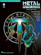 Metal Rhythm Guitar, Vol. 2 by Troy Stetina