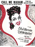 Call Me Madam [vocal score] by Irving Berlin