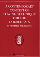 A contemporary concept of bowing technique…