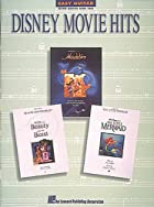 Disney Movie Hits by Hal Leonard Corp