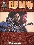 B.B. King [Sheet Music] by B. B. King