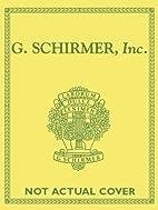 Tartuffe Libretto (G. Schirmer's Collection…