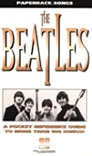 The Beatles: A Paperback Series Songbook by…