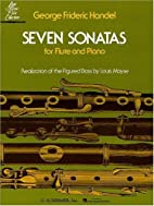 Seven Sonatas for Flute and Piano by George…