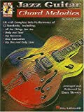 Towey, Dan: Jazz Guitar Chord Melodies