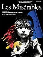 Les Miserables (Piano Duet) by Alain Boublil