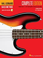 Hal Leonard Bass Method - Complete Edition:…