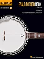 Hal Leonard Banjo Method - Book 1: Banjo…