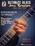 Hal Leonard Corporation: Ultimate Blues Jam Session for Guitar: Total Accuracy Play-along Tracks