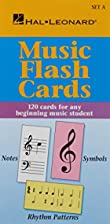 Music Flash Cards Set A (Hal Leonard Student…