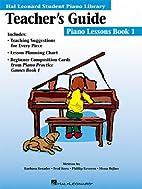 The Hal Leonard Student Piano Library…