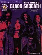 The Best of Black Sabbath (Guitar Signature…