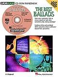 Various Artists: The Best Ballads: JamRam CD-ROM Songbook