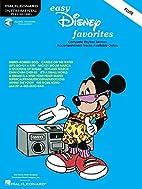 Easy Disney Favorites by Hal Leonard…