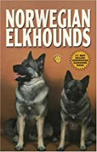 Norwegian Elkhounds by Anna Katherine…