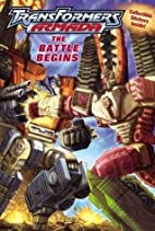 Transformers Armada: The Battle Begins by…
