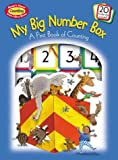 Cowley, Stewart: My Big Number Box: A First Book of Counting