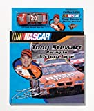 Reader's Digest Editors: Tony Stewart: Racing to Victory Lane (NASCAR Book and Car)