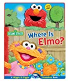 Albee, Sarah: Where Is Elmo?: A Wiggle &amp; Giggle Peekaboo Book