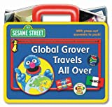 Einhorn, Kama: Global Grover Travels All Over (Sesame Street)