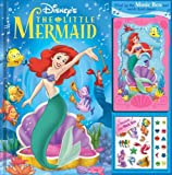 Wax, Wendy: The Little Mermaid Storybook and Music Box (Disney Princess (Random House Board Books))