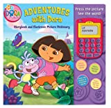 Miller, Sara: Dora Storybook and Electronic Picture Dictionary