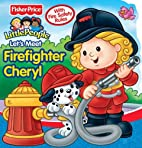 Fisher Price Let's Meet Firefighter…