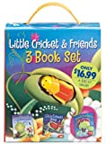Hood, Susan: Little Cricket &amp; Friends: Caterpillar Spring, Butterfly Summer / Little Cricket&#39;s Song / My Great Aunt Phibian