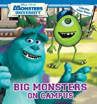 Disney Pixar Monsters University Big…