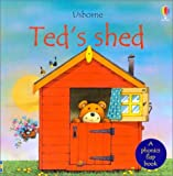 Cox, Phil Roxbee: Ted's Shed (Phonics Board Books)
