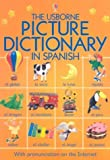 Brooks, Felicity: The Usborne Picture Dictionary in Spanish