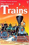 Bingham, Jane: The Story of Trains (Young Reading Series, 2)