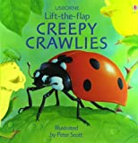 Khan, Sarah: Creepy Crawlies (Usborne Lift-the-Flap)