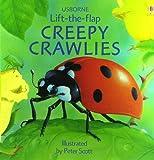 Khan, Sarah: Creepy Crawlies (Usborne Lift-the-Flap)