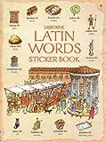 Sheikh-Miller, Jonathan: Usborne Latin Words Sticker Book [With Stickers] (Latin Edition)