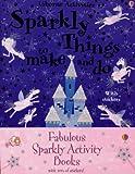 Usborne Publishing Ltd: Fabulous Sparkly Activity Books (Usborne Activities)