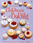 The Usborne Children's Book of Baking…