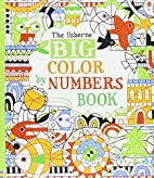 Big Color by Numbers Book by Fiona Watt
