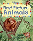 First Picture Animals (First Picture Board…