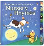 Usborne Touchy-Feely Nursery Rhymes (Luxury…