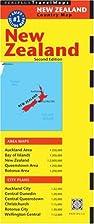 Periplus Travel Maps New Zealand, 2005/2006:…