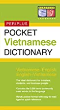 Pocket Vietnamese Dictionary:…
