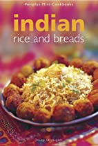 Indian Rice and Bread