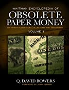 Whitman Encyclopedia of Obsolete Paper…