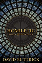 Homiletic Moves and Structures by David…