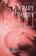 Literary Theory (Guides to Theological…