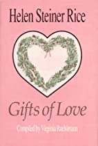 Gifts of Love by Helen Steiner Rice